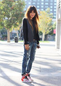 Love this look from Sincerely, Jules.