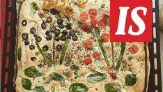Seitsemän kotileipuria esitteli sometrendien mukaan leivotut kukkafocacciansa. Bread, Food, Art, Red Peppers, Art Background, Eten, Kunst, Performing Arts, Bakeries