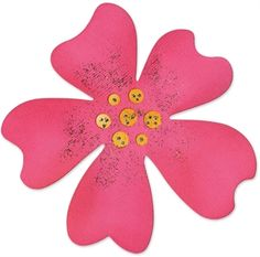 Sizzix Bigz Die Flower No.2