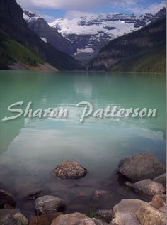 Reflections of Lake Louise, Alberta, Canada. Artwork by Sharon Patterson may be PURCHASED at: http://1-sharon-patterson.fineartamerica.com AND http://www.canstockphoto.com/SharonPatterson/ AND http://www.bigstockphoto.com/search/?contributor=Sharon%20Patterson&safesearch=n