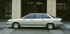 Audi 200 Largo Treser
