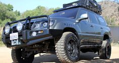 Extreme Landcruiser - Offroad and Custom Landcruiser Shop in Southern California Toyota 4x4, Toyota Trucks, 4x4 Trucks, Custom Trucks, Landcruiser 80 Series, Landcruiser 100, Land Cruiser 4x4, Toyota Land Cruiser, Lexus Lx470
