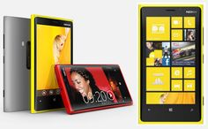 Nokia Lumia 920 Windows 8 Phone with Wireless Charger