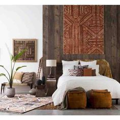 Home Decorating Style 2020 for 49 Luxury African Bedroom Decor Ideas, you can see 49 Luxury African Bedroom Decor Ideas and more pictures for Home Interior Designing 2020 5145 at Home To. Retro Home Decor, African Bedroom, Interior, African Home Decor, Bedroom Interior, African Interior Design, African Interior, Home Decor, House Interior