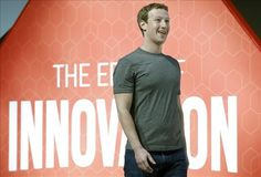 El fundador y consejero delegado de Facebook, Mark Zuckerberg. EFE/Archivo