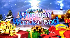 Play Ellen's Winner Wonderland Contest -- And Win Every 12 Days Prize! STARTING DEC 19TH