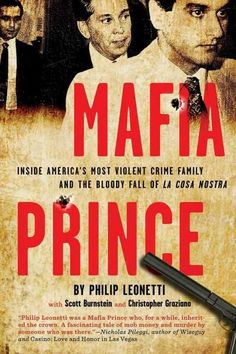 MONEY, MURDER, AND MACHIAVELLIAN MAYHEM ... CONTAINS A NEW EPILOGUE Mafia Prince…