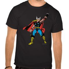 Thor and Hammer T Shirts
