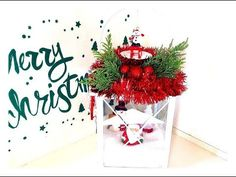 DIY/TUTO décorations de Noël faire des lanternes de Noël