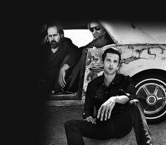 Ziggo Dome - The Killers The Killers, Fictional Characters, Fantasy Characters