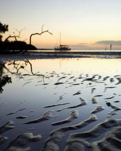 Balmy Florida Evening - Biscayne Bay at Dusk