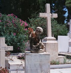Whenever you visit the beautiful city of Athens, don't miss the chance to see theFirst Cemetery of Athens.It's not only Athens oldest cemetery, but also the most beautiful andluxurio…