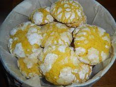 Tante Sød: Sprængte citroner:-)