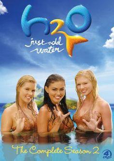 H2O: Just Add Water: The Complete Season 2 - Flatiron Film Company - Cinedigm Entertainment