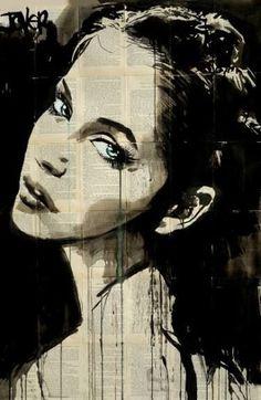 Google+Австралийский художник Луи Jover
