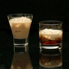 Banana Russian Recipe | Drink Recipes, Mixed Drinks, Cocktail Recipes, Non Alcoholic, Margarita Drinks