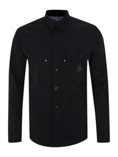 Paul Smith Jeans Shirt jacket Stone - House of Fraser 1fc2d201d
