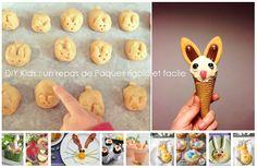 DIY de Pâques pour les enfants : repas rigolo, original et FACILE !