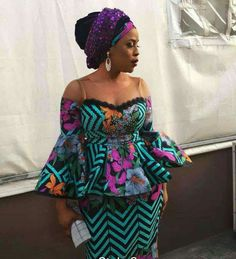 Hello, There are some ankara gowns that you would like just when you see them. These ankara styles are so lovely and good. Checkout these outstanding ankara gown styles below and enjoy your day. African Fashion Ankara, Latest African Fashion Dresses, African Dresses For Women, African Print Dresses, African Print Fashion, Africa Fashion, African Attire, African Wear, African Women