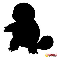 Guess Who's That Pokémon based on the silhouette image. Pokemon Quiz, Pokemon Party, Pokemon Birthday, Silhouette Images, Silhouette Projects, Alfred Kubin, Scary Pumpkin Carving, Muse Art, Easy Diy Crafts