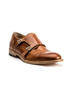 Pietro Double Monk Mens Shoe from Peter Nappi