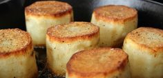 Fondants Edited | These Potatoes Take a While to Cook, but What Comes Out is Utterly Amazing