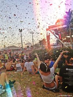 Ultra festival photography music party cool dance rave dance music