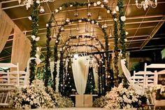 Arcos - casamento