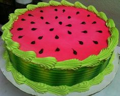 party themed watermelon | Found on images.search.yahoo.com