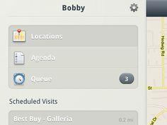 20 Beautiful Mobile UI Screenshots | Part #2