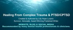 I am currently reading Pete Walkers book on complex trauma and he…