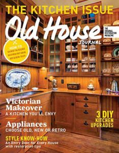 Old House Journal Mag