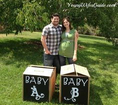 Google Image Result for http://youngwifesguide.com/wp-content/uploads/2012/08/Twin-Gender-Reveal-Balloons.jpg