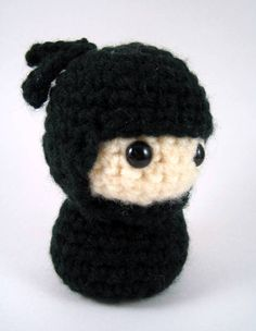 Koji, the little amigurumi ninja | Flickr - Photo Sharing!