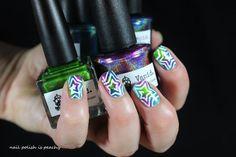 Nail art Vapid Lacquer + vinyls Vinyls, Nail Polish, Nail Art, Nails, Finger Nails, Ongles, Nail Polishes, Nail Arts, Polish
