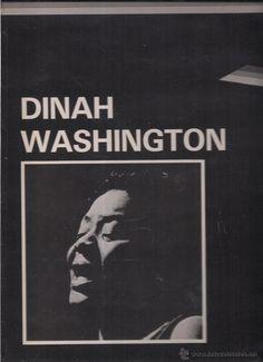 DINAH WASHINGTON - ESTRELLAS DEL JAZZ - EDICION ESPAÑOLA - ROULETTE, SOVISA 1984