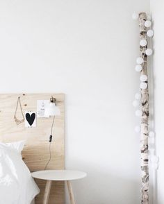 Mariët van der Kooij and her house - Bedroom Decoration Cheap Home Decor, Diy Home Decor, Home Bedroom, Bedroom Decor, Style Deco, Scandinavian Home, My New Room, Home Furniture, House Design