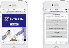 EUvox 2014 otkriva koja politička opcija najbolje predstavlja vaše stavove
