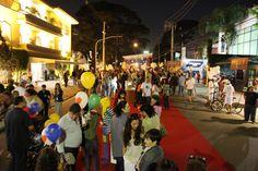 Haverá performances de circo, música ao vivo, estações de massagens e oficinas de cupcake entre outras atividades, tudo Catraca Livre.