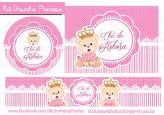 kit ursinha princesa