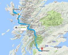 Drive Isle of Skye