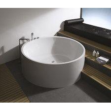 "Istanbul 63"" x 63"" Imagination Freestanding Soaking Bathtub - $3,994.94"