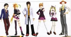 Image result for tales of symphonia chronicles costumes