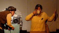 """""""Lombrices"""" La chascona Teatro! CEAT 2012"""