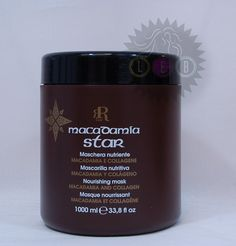 RR LINE MACADAMIA STAR NOURISHING MASK MACADAMIA AND COLLAGEN 33.8 OZ *** Want additional info? Click on the image.