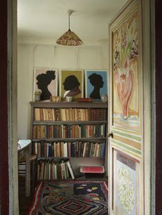 If you're hooked on the BBC's Bloomsbury Group drama, Life in Squares, you'll love the interiors of Charleston Farmhouse