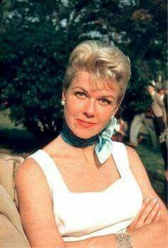 "The classy, beautiful Doris Day. ""Great actress and singer"""
