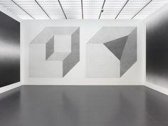 Sol Lewitt - Dessins muraux - Centre Pompidou Metz