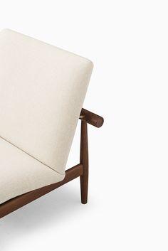 Finn Juhl easy chairs model Japan by France & Son at Studio Schalling