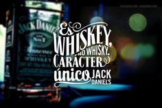 Jack Daniels Fan page by Abraham García Sánchez, via Behance  #Title